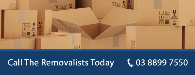 Contact Removalists Melbourne